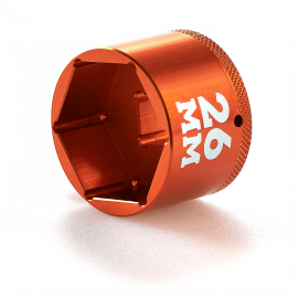 Herramienta hexagonal Fox Topcap 26mm 398-00-702