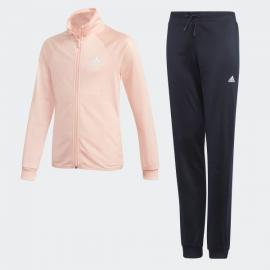 Chándal adidas S Entry TS rosa/negro niña