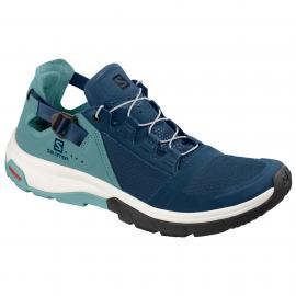 Zapatillas acuáticas Salomon Techamphibian 4 azul mujer