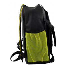 Mochila patines KRF New York negro/amarillo