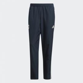 Pantalón Adidas Real Madrid Paseo 2018/19 azul hombre