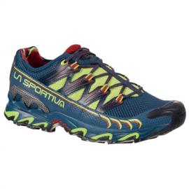 Zapatillas trail La Sportiva Ultra Raptor marino/flur hombre