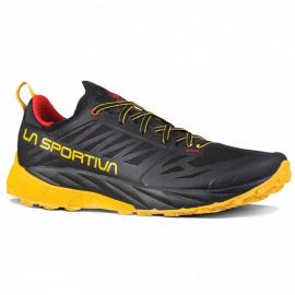 Zapatillas trail La Sportiva Kaptiva negro/amarillo hombre