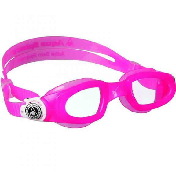 1040b5f72 Gafas natación Aquasphere Moby Junior rosa/transparente - Deportes Moya