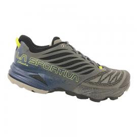 Zapatillas trail La Sportiva Akasha gris hombre