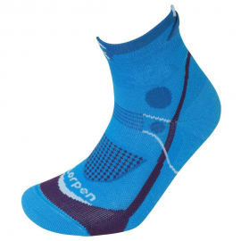 Calcetines trail running Lorpen T3 Ultra Trail W azul