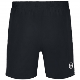 Pantalon tenis/pádel Sergio Tacchini Young Line azul/blanco