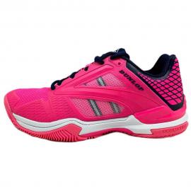 Zapatillas pádel Dunlop Extreme Padel rosa mujer