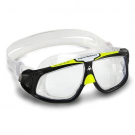 Gafas Natación Adulto Aquasphere Seal 2.0 Negro y Lima