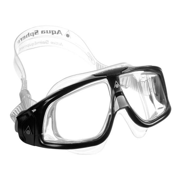dda4ce7da Gafa Aqua Sphere Seal 2.0 negro/gris - Deportes Moya