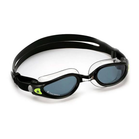 c7696383a Gafas de Natación Aqua Sphere Kaiman Exo Negro - Deportes Moya