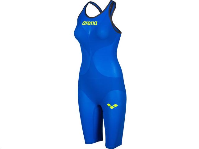 Mujer Air2 Bañador Competición Arena Carbon Azul Powerskin UzMpGLqVjS