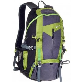 Mochila montaña Nikko Cruiser 30 litros verde