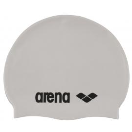 Gorro Arena Silicona Classisc blanco/negro adulto