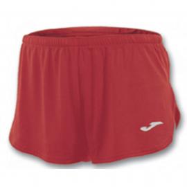 Pantalón corto running Joma Record rojo hombre