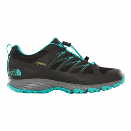 Zapatillas The North Face Venture Fastlace GTX negro mujer