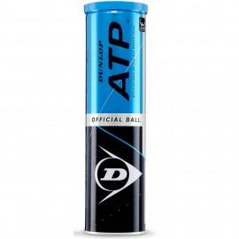 Bote pelota tenis ATP X 4