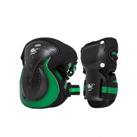 Set proteccion patinaje Krf Set Protección Sr Retro