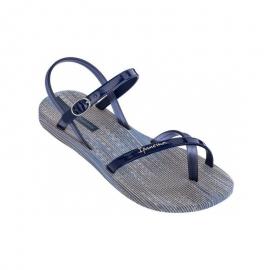 Sandalia Ipanema Fashion Sand VI beige/azul mujer