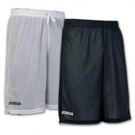 Pantalón Fútbol Joma Junior Rookie reversible negro/blanco