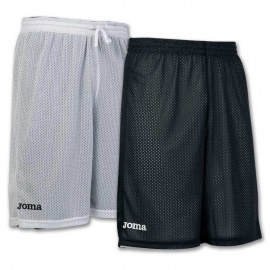 Pantalón Joma Junior Rookie reversible negro/blanco