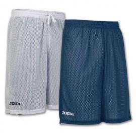 Pantalón Fútbol Junior Joma Rookie reversible marino/blanco