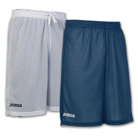 Pantalón Junior Joma Rookie reversible marino/blanco