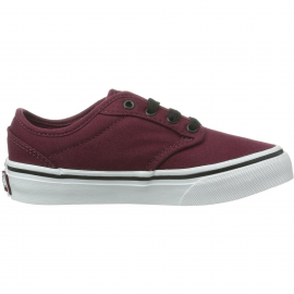 Zapatillas Vans Atwood (canvas) burdeos junior