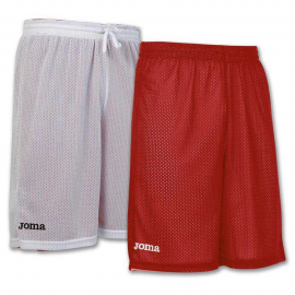 Pantalón Joma Rookie reversible rojo/blanco hombre