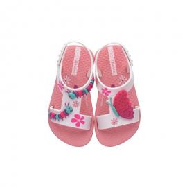Sandalia Ipanema Diversao rosa bebé