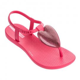 Sandalia Ipanema Charm III rosa niña