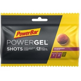 Barrita Powerbar PowerGel Shots Raspberry 60gr