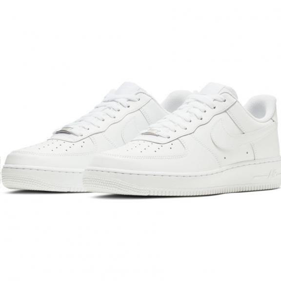 3c5c15d42d5 Zapatillas Nike Air Force 1 07 Blanco Hombre - Deportes Moya