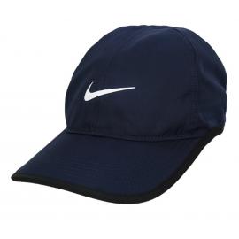 Gorra Nike Feather Light azul/negro/blanco