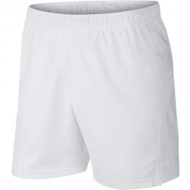 "Pantalón tenis/pádel Nike Dry Short 7"" blanco hombre"