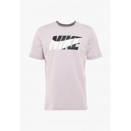 Camiseta Nike Dry DFC Block malva hombre