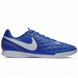 Zapatillas fútbol Nike Legendx 7 Academy 10R IC azul hombre