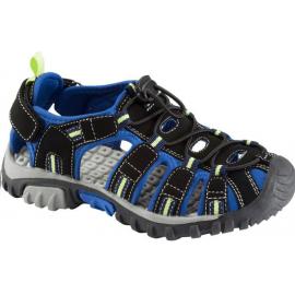 Sandalias McKinley Vapor 2 negra/azul niño
