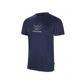 Camiseta Trangoworld Aleje azul noche hombre
