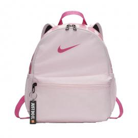 Mochila pequeña Nike Brasilia JDI rosa