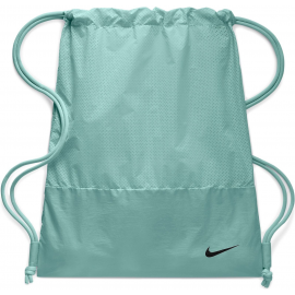 Mochila saco Nike Move Free Gymsack turquesa