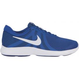 Zapatillas running Nike Revolution 4 azul/blanco hombre