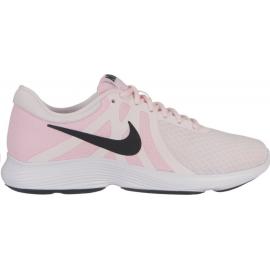 Zapatillas running Nike Revolution 4 rosa/negra mujer