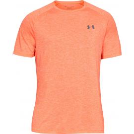 Camiseta Under Armour Tech SS naranja hombre