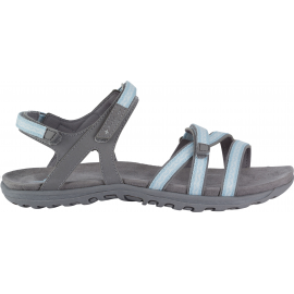 Sandalias trekking McKinley Pico W gris/azul mujer