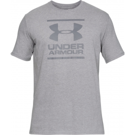 Camiseta Under Armour GL Foundation SS gris hombre