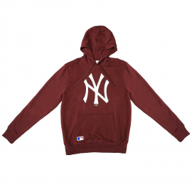 Sudadera Burdeos Hombre New Era Yankees New York