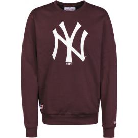 Sudadera Hombre New Era Yankees New York  burdeos
