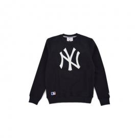 Sudadera Negra Hombre New Era Yankees New York