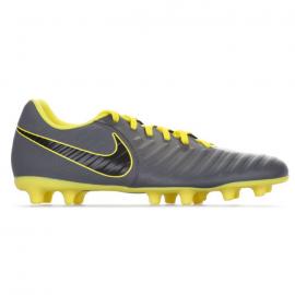 Botas fútbol Nike Tiempo Legend VII Club FG gris hombre